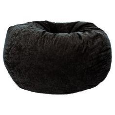 Found it at Wayfair - Classic Comfort Bean Bag Chair in Black Onyx http://www.wayfair.com/daily-sales/p/Bright-Kids%E2%80%99-Bean-Bag-Chairs-Classic-Comfort-Bean-Bag-Chair-in-Black-Onyx~FR1437~E15229.html?refid=SBP.rBAjD1RpB8laYgvuMCj4AgB-rgvt60bNsQ-y5S6EHko