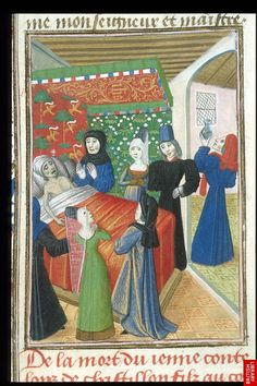 Jean Froissart, Chroniques, Bruges, c. 1470-1472: London, British Library, MS…