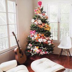 Aloha inspired Christmas