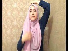 Hijab Tutorials, Layering Turban, Tutorialhijab, Hijabs, Turbans ...