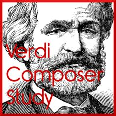 Choosing Giuseppe Verdi for your homeschool composer study will add the variety of opera to your music curriculum. In his lifetime (1813 –1901),...