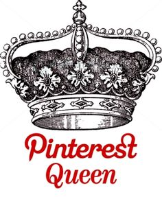 Long live the many queens of Pinterest! by evakamaratou