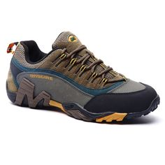 $32.00 (Watch more - https://alitems.com/g/1e8d114494b01f4c715516525dc3e8/?i=5&ulp=https%3A%2F%2Fwww.aliexpress.com%2Fitem%2FMen-Women-Rubber-sole-walking-climbing-waterproof-breathable-hiking-shoes-New-fashion-style-non-slip-shoes%2F32223634408.html) Men Rubber sole walking climbing  shoes breathable hiking shoes  non-slip shoes
