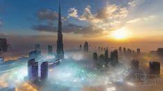 Dubai Flow Motion in 4K - A Rob Whitworth Film