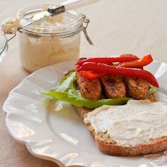 Vegan Mayonnaise Recipe from Stephanie Weaver, via eatingrules.com