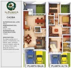 Hasil gambar untuk plantas arquitectonicas en terreno 6 x 16