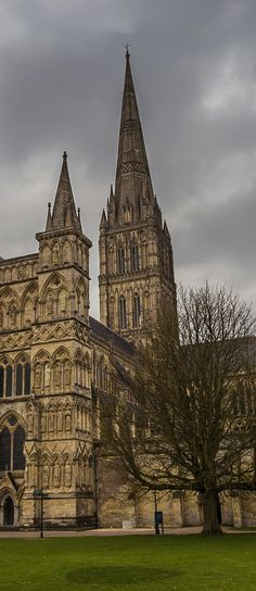 Salisbury Cathedral, England, UK