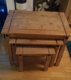 Pine Coffee Table Corona And Coffee Tables On Pinterest