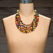 Acai Multi-Strand Necklace from Love41 #fairtrade