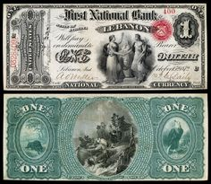 Art and engraving on United States banknotes - Wikipedia, the free encyclopedia Money Notes, Play Money, Coin Collecting, Illustration Art, 1, United States, The Unit, History, Money Paper