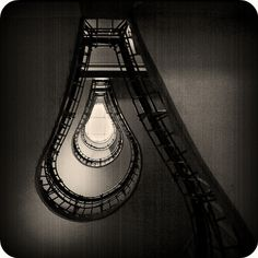 Stairs Photography by d o l f i, via Flickr