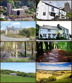 St Neot (/ˈsɪnt ˈniːʊt/ sint-nee-uut) (Cornish: Loveni) is a civil parish and village in Cornwall. It is between the towns of Bodmin and Liskeard.  The parish is named after the Saxon monk, Saint Neot (who also gives his name to St Neots in Cambridgeshire