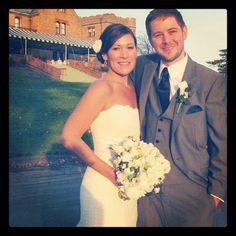 Lisa & John's Wedding, Nov. 10, 2012 by @ls079 on Instagram