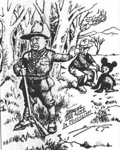 History of the Teddy Bear: According to various sources, the teddy bear was a novel idea of Morris Michtom and his wife, Rose back in 1902. Morris was a novelty shop owner and got the idea for the Teddy Bear from a Washington Post cartoon. This cartoon shows Theodore Roosevelt refusing to shoot a little black bear based on an actual event that occurred during a hunting trip by President Theodore Roosevelt went on while settling a border dispute between Mississippi and Louisiana. As reported…