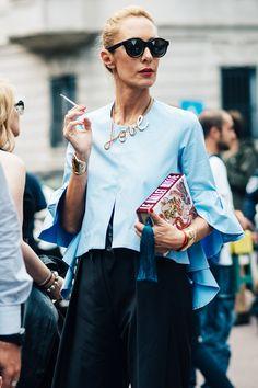 ミラノコレ、ファッショニスタの着用No.1ブランドはどれ?|コレクション(ファッションショー)|VOGUE JAPAN