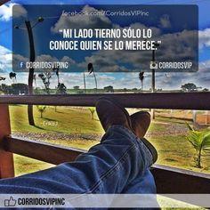 No cualquiera.!  ____________________ #teamcorridosvip #corridosvip #corridosybanda #corridos #quotes #regionalmexicano #frasesvip #promotion #promo #corridosgram - http://ift.tt/1HQJd81