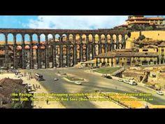 Spain: Segovia, Aqueduct of Segovia - YouTube
