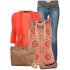 """Kaleidoscope Vest"" by immacherry on Polyvore"