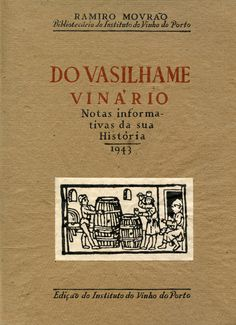 DO VASILHAME VINARIO - MOURAO (Ramiro)