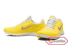 bf31979fd190 Nike Free 3.0 V4 Chrome Yellow (511457-700)