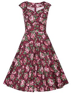 MUXXN Women's Vintage Floral Print Knee Length Formal Pro... https://www.amazon.com/dp/B072TVNXW9/ref=cm_sw_r_pi_dp_x_yuIvzbJA6XT69