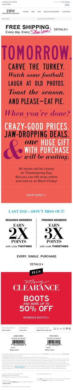 Thanksgiving Email Examples: 6 Emails as Festive as the Thanksgiving Turkey
