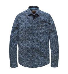 PME Legend overhemd met all over print. Deze blouse heeft een regular fit, een borstzakje en een knoopsluiting. 100% katoen. Pall Mall kleding van PME Legend herenmode biedt een verrassende en frisse collectie aan. Het beeld bestaat voornamelijk uit een combinatie van rijke materialen en uitgebalanceerde styling. Pall Mall kleding, een casual herenmerk met een compleet uitgewerkte collectie. PME Legend shop je @https://www.nummerzestien.eu/pme-legend/