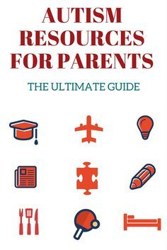 Autism Resources for Parents - The Ultimate Guide. Read our editors top picks on the best resources, articles, websites and directories