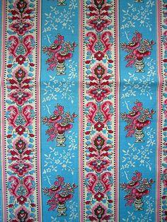 Tecido de chita, portuguese textiles typical