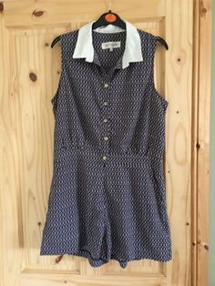 e694967e3a81 River Island Playsuit /shorts / Top Size 14 #fashion #clothing #shoes #