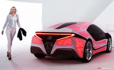 EDAG 'Light Cocoon' Paves the Way Forward for 3D Printed Cars