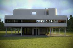 Villa Savoye, Le Corbussier