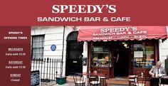 Speedy's Cafe - Speedy's Sandwich Bar & Cafe Official Website