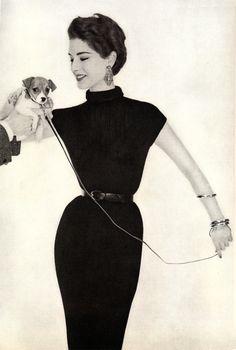 Vogue August 1953.