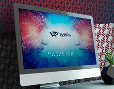 """Check out new work on my @Behance portfolio: """"Web4 Comunicação - Identidade Visual"""" http://be.net/gallery/67704431/Web4-Comunicacao-Identidade-Visual"""