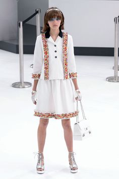 See All the Looks From the Chanel Spring 2016 Ready-to-Wear Collection