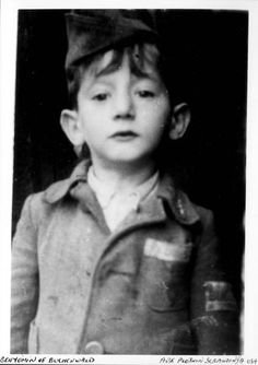 Dachau, Germany, A Jewish child survivor. ♪ they, too, are Precious in His sight - cuz Jesus loved ALL the little children of the world. World History, World War Ii, Ww2 History, Jewish History, Before Us, Crime, Historical Photos, Judaism, The Past
