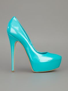 Casadei Sapato Azul. - Russo Capri - Farfetch.com.br
