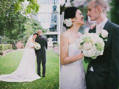 Chin Hwa and Paul - Nicholas Lau Interracial Wedding, Grooms, Weddingideas, Destination Wedding, Husband, Wedding Photography, London, Shoulder, Wedding Dresses