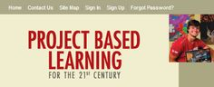 PBL (Project Based Learning)  Tons of already created Project Based Learning lesson!  Broken down by strand or grade level.