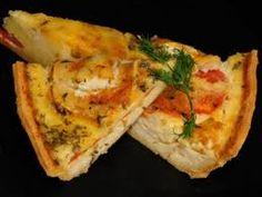 La cocina de Laura Carretero: Quiché de tomate a la provenzal