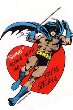 DC Comics Valentines c. 1978-1980