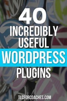 Awesome plugins for WordPress, sorted by categories.