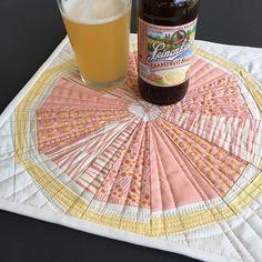 Citrus Slice Quilt Block Pattern - x