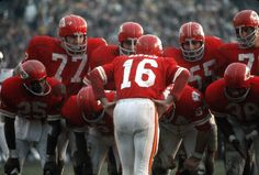 Super Bowl IV Kansas City Chiefs 23, Minnesota Vikings 7 (Photo by Focus on Sport/Getty Images)  via @AOL_Lifestyle Read more: https://www.aol.com/article/sports/2017/01/31/the-patriots-and-falcons-have-been-equally-dominant-heading-into/21704132/?a_dgi=aolshare_pinterest#fullscreen