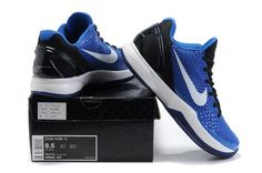 huge discount 6c265 c442c Nike Zoom Kobe 6 (VI) Duke