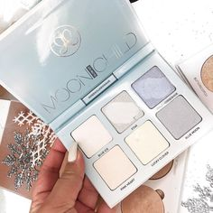 🌙 Moonchild #glowkit @herkillervogue #anastasiabeverlyhills