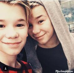 Marcus & Martinus Norwegen 21.02.2002 15 Jahre alt (2017)