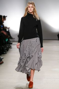 Daiane Conterato, Creatures of the Wind, Fall 2015 Ready-to-Wear