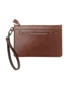 Kostas Murkudis Pre-owned - Leather clutch bag 4fftyIF